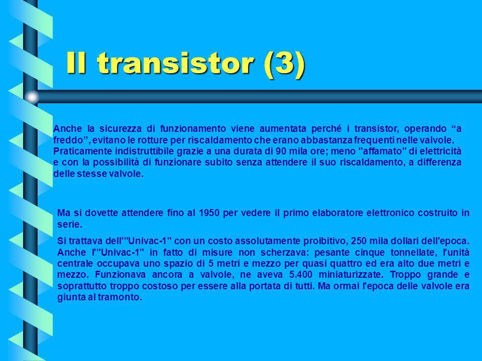 Il transistor (3)