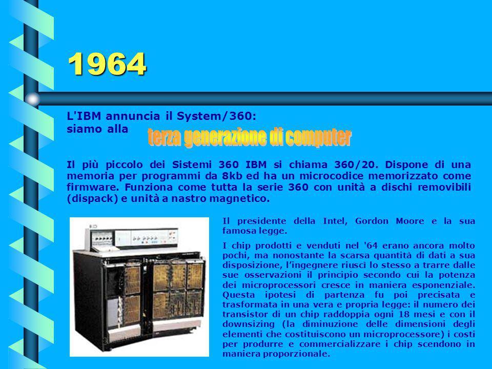terza generazione di computer