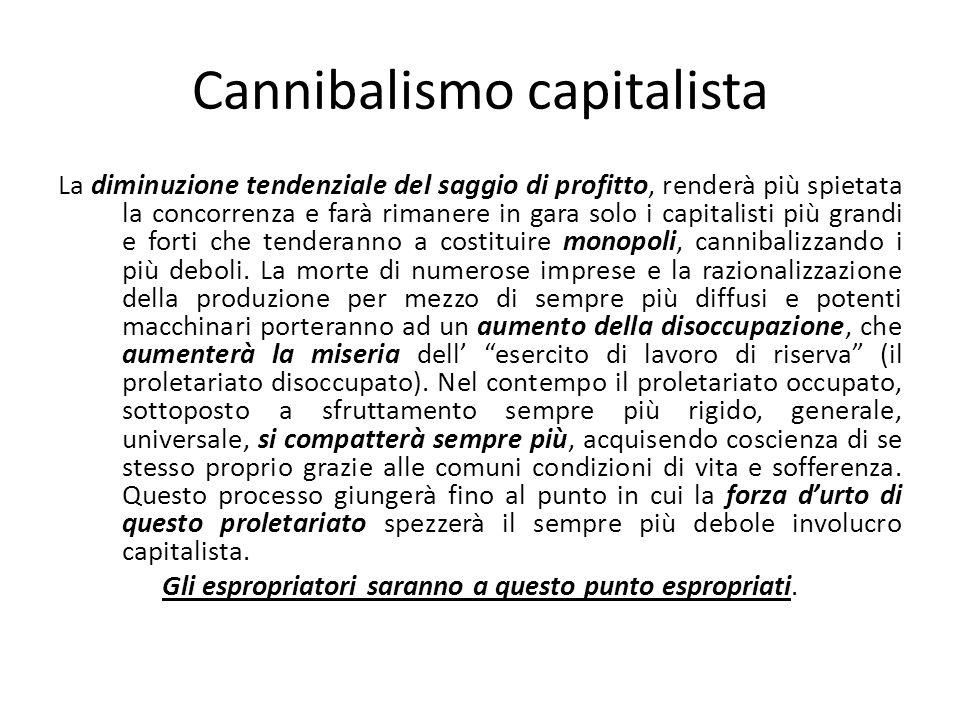 Cannibalismo capitalista