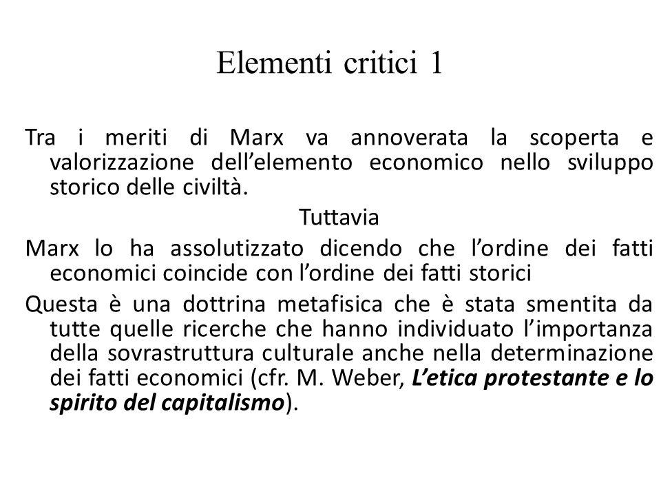 Elementi critici 1