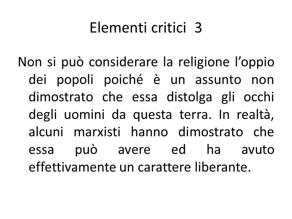 Elementi critici 3
