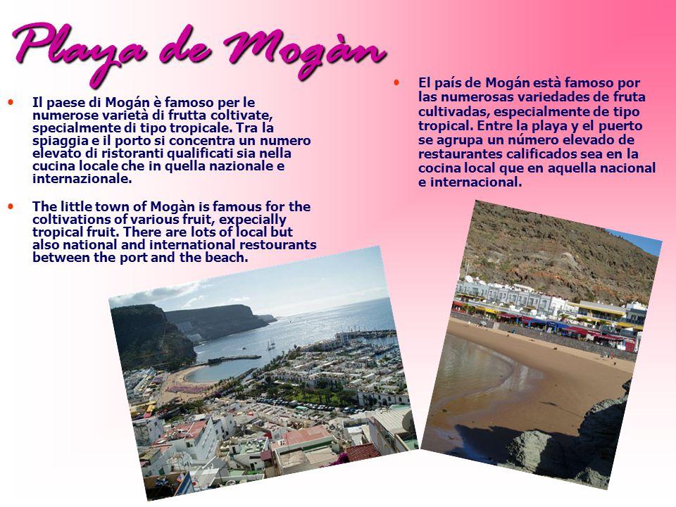 Playa de Mogàn