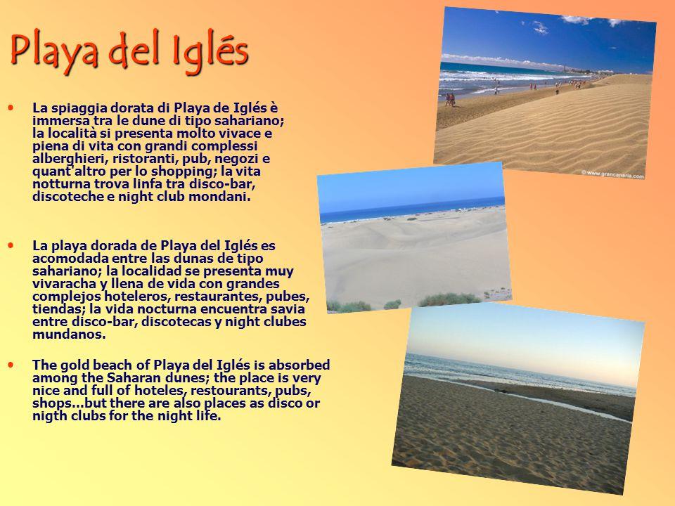 Playa del Iglés