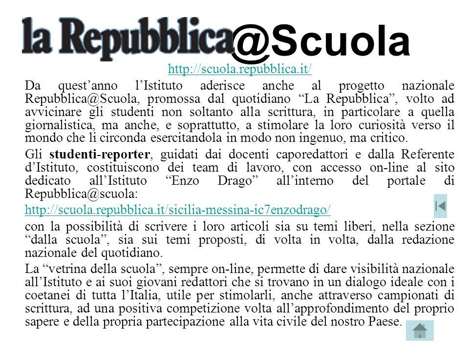 @Scuola http://scuola.repubblica.it/