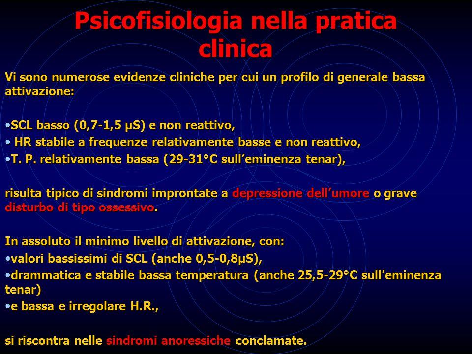 Psicofisiologia nella pratica clinica
