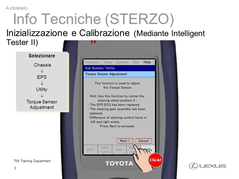 Info Tecniche (STERZO)