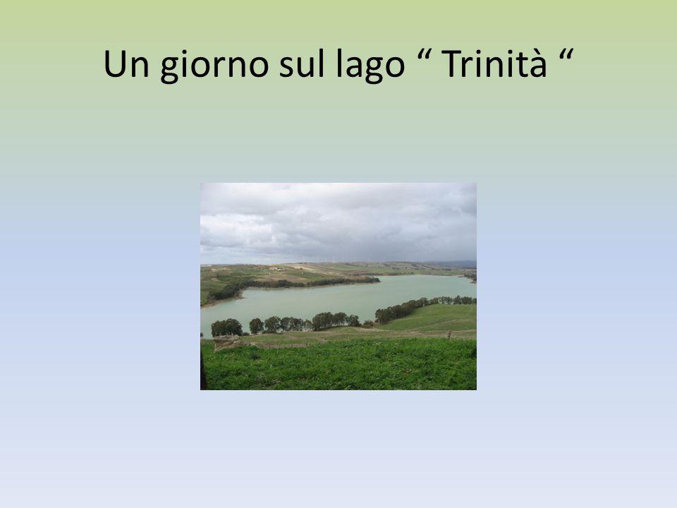 Un giorno sul lago Trinità