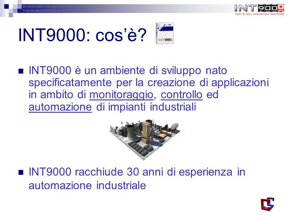 INT9000: cos'è