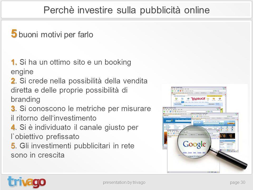 Perchè investire sulla pubblicità online