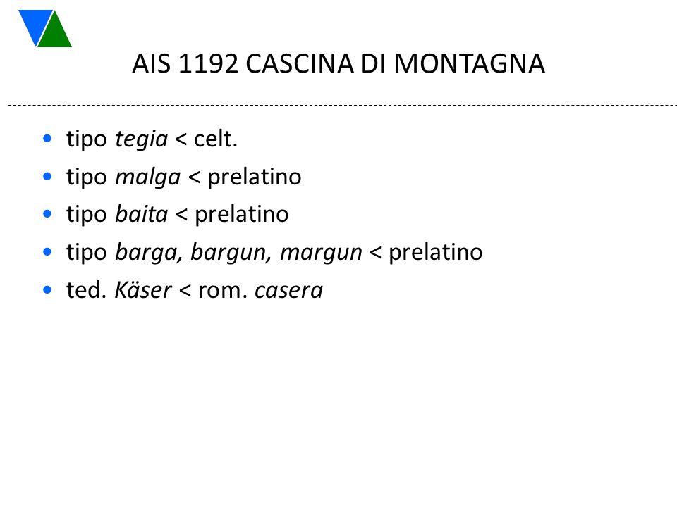 AIS 1192 CASCINA DI MONTAGNA