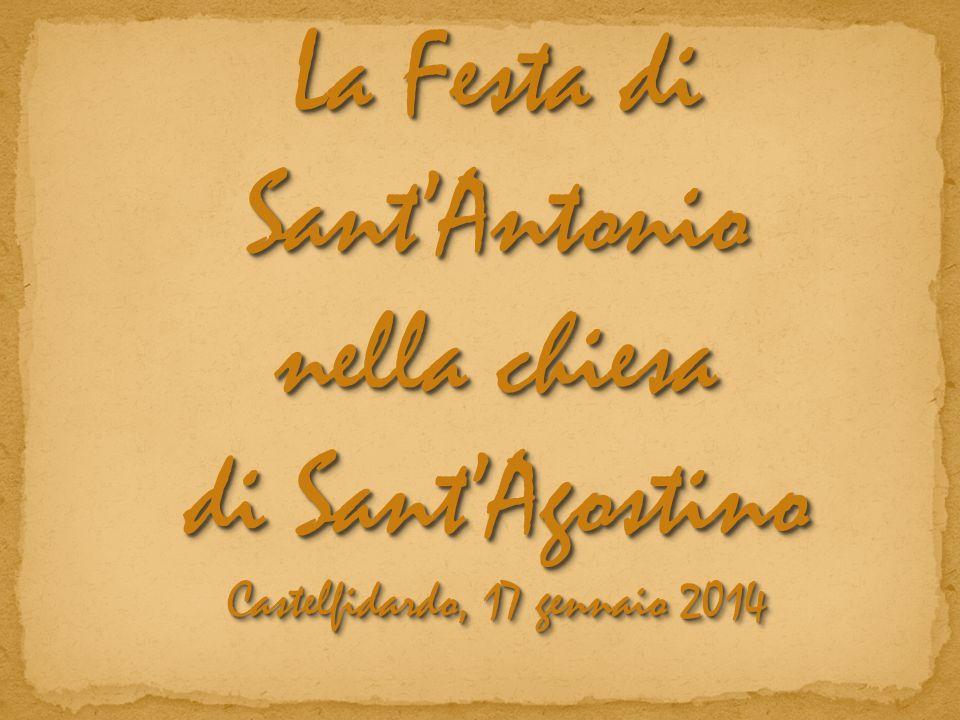 Castelfidardo, 17 gennaio 2014