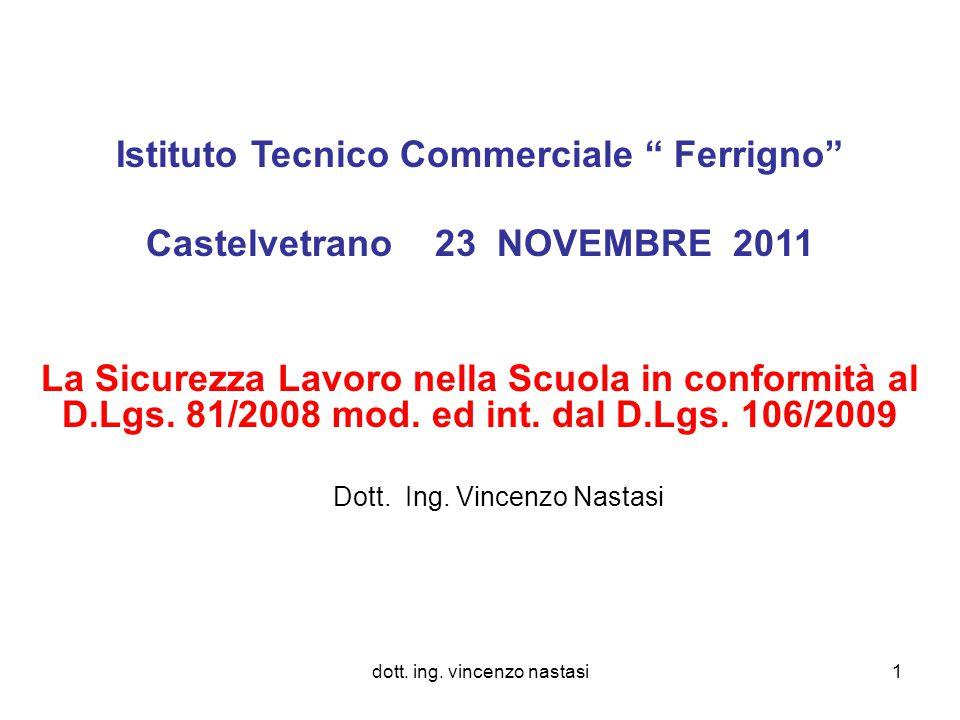 Istituto Tecnico Commerciale Ferrigno