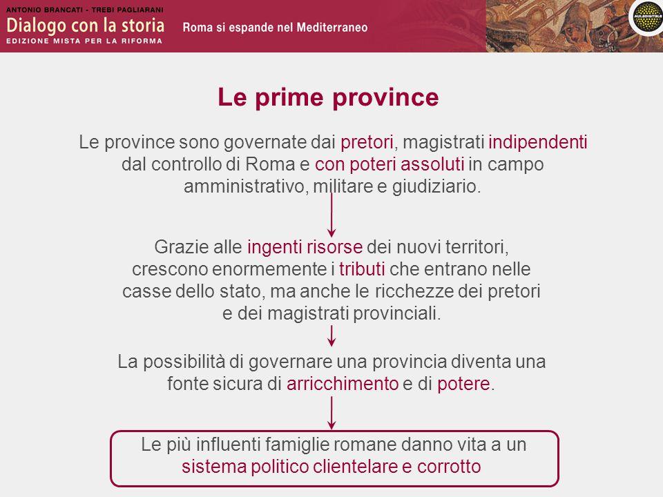 Le prime province
