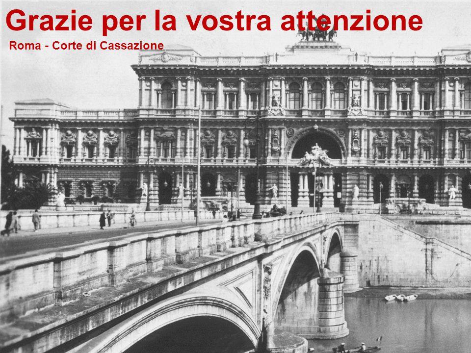 Roma - Corte di Cassazione