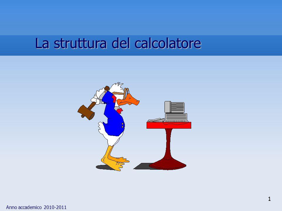 La struttura del calcolatore