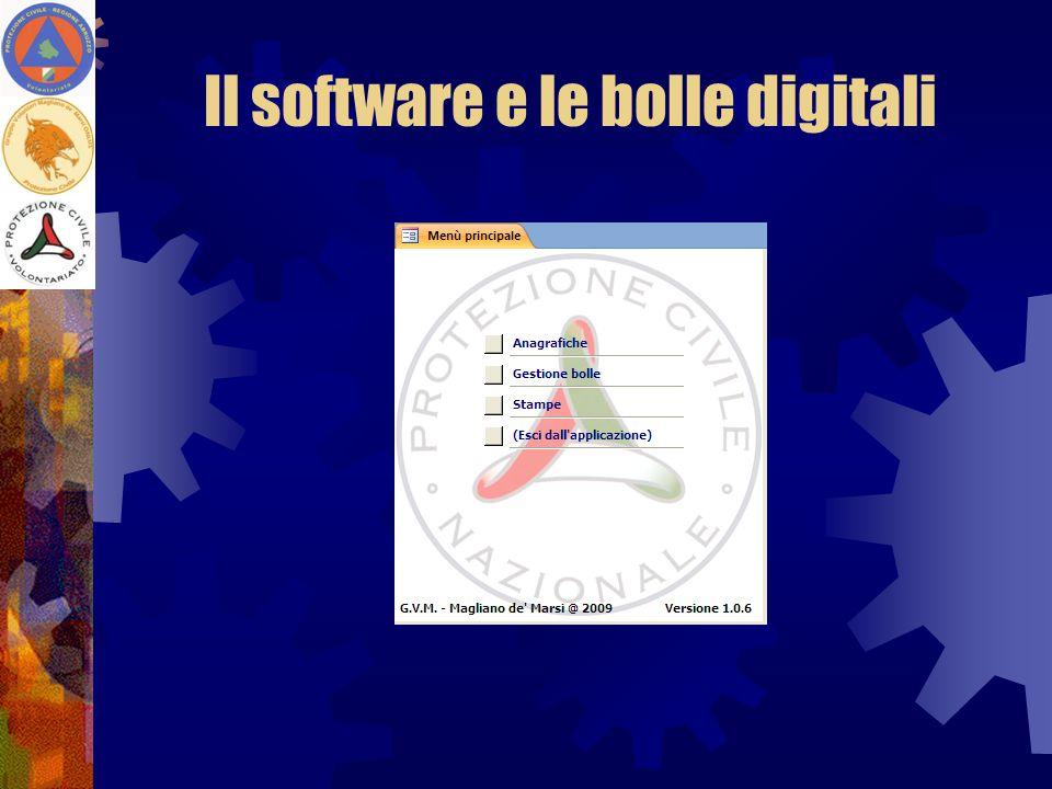 Il software e le bolle digitali