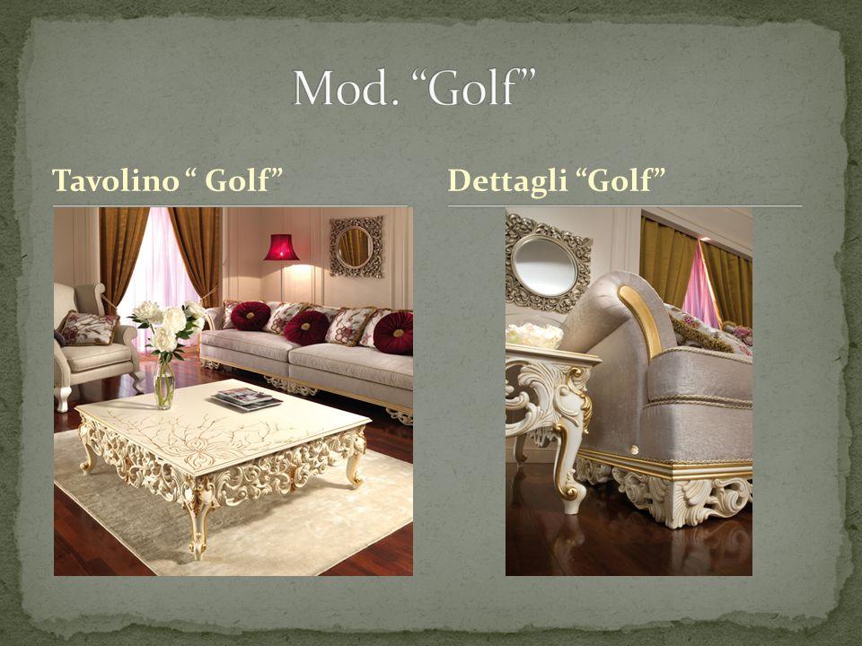 Mod. Golf Tavolino Golf Dettagli Golf