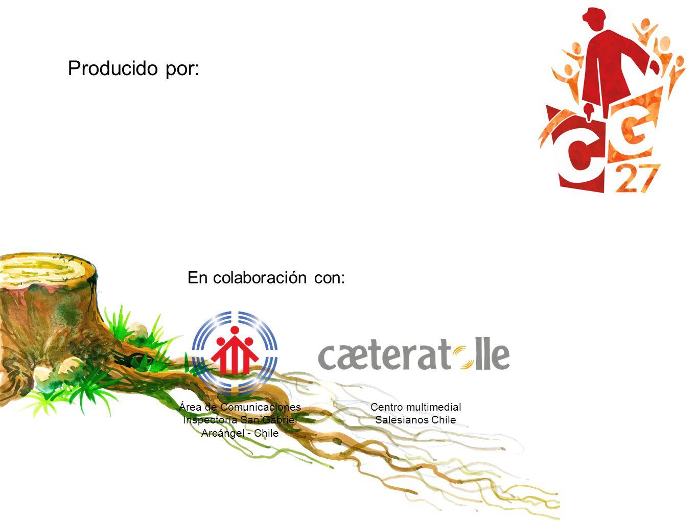Producido por: En colaboración con: Área de Comunicaciones
