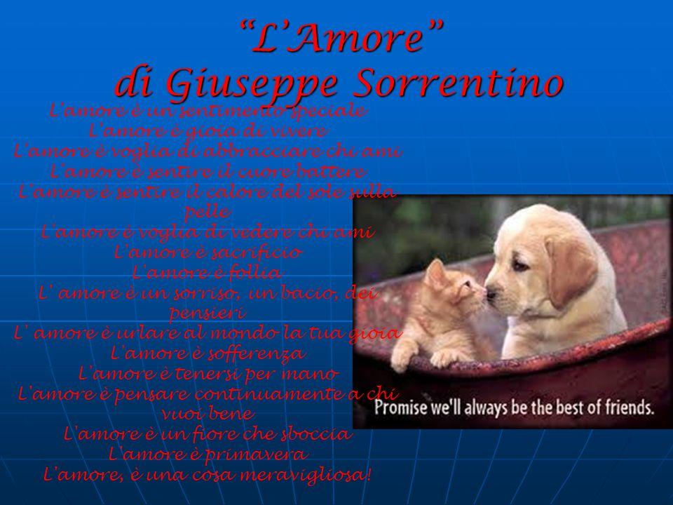 L'Amore di Giuseppe Sorrentino