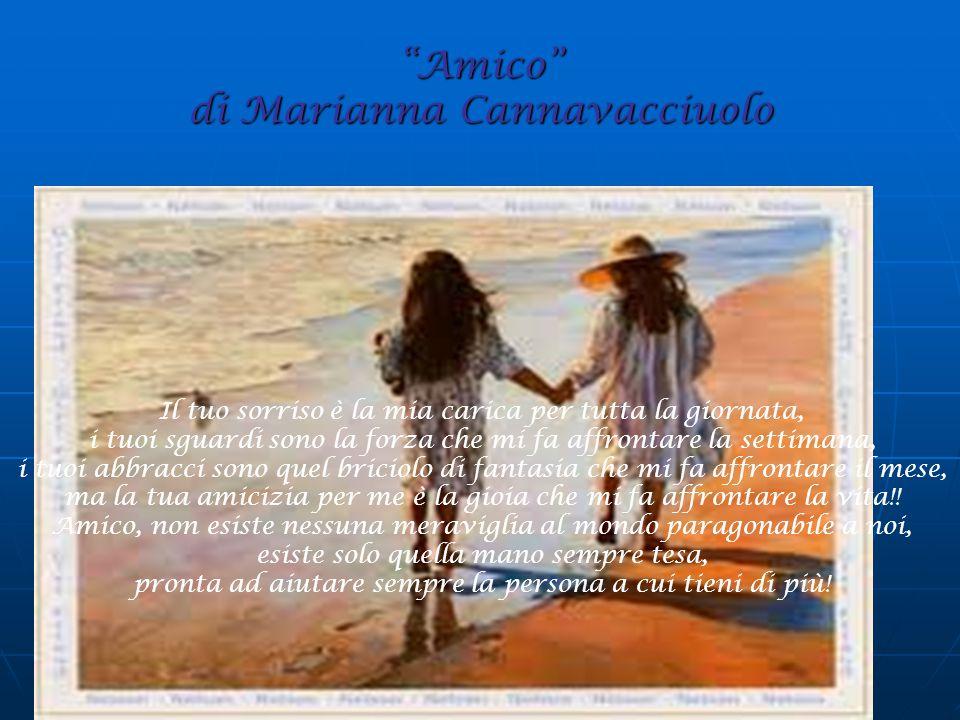 Amico di Marianna Cannavacciuolo