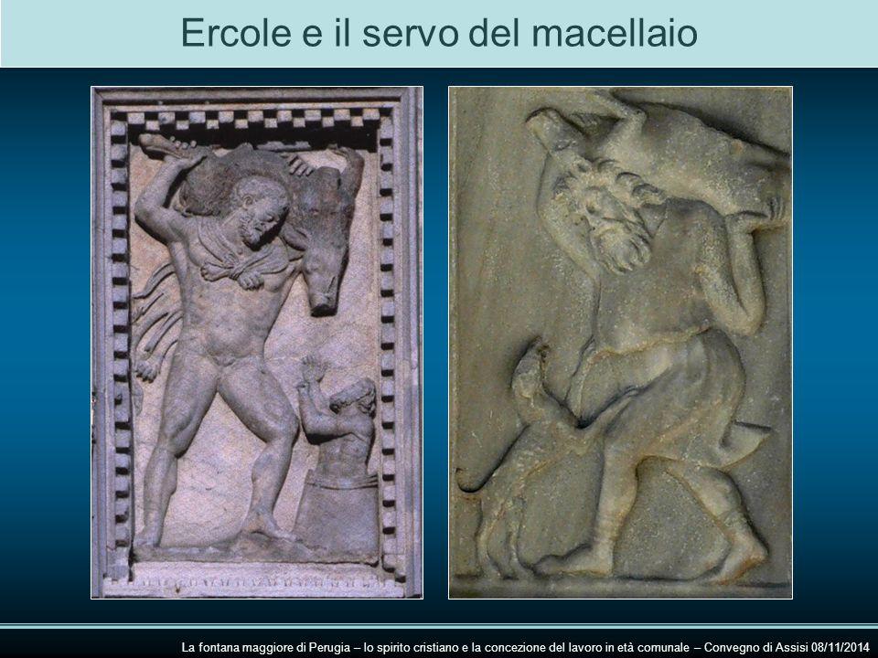 Ercole e il servo del macellaio