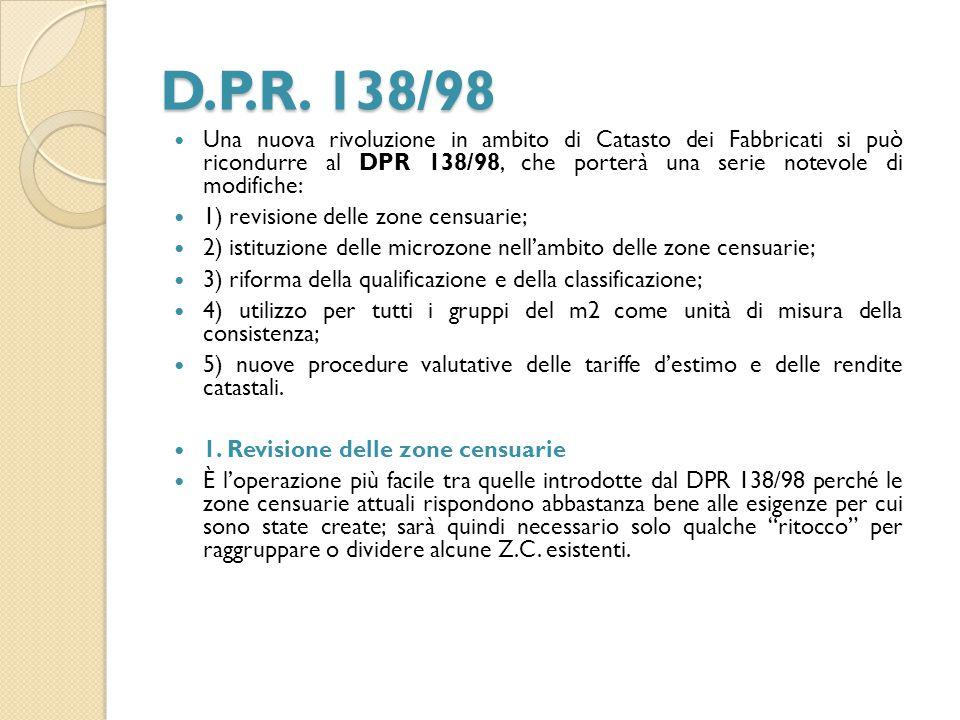 D.P.R. 138/98
