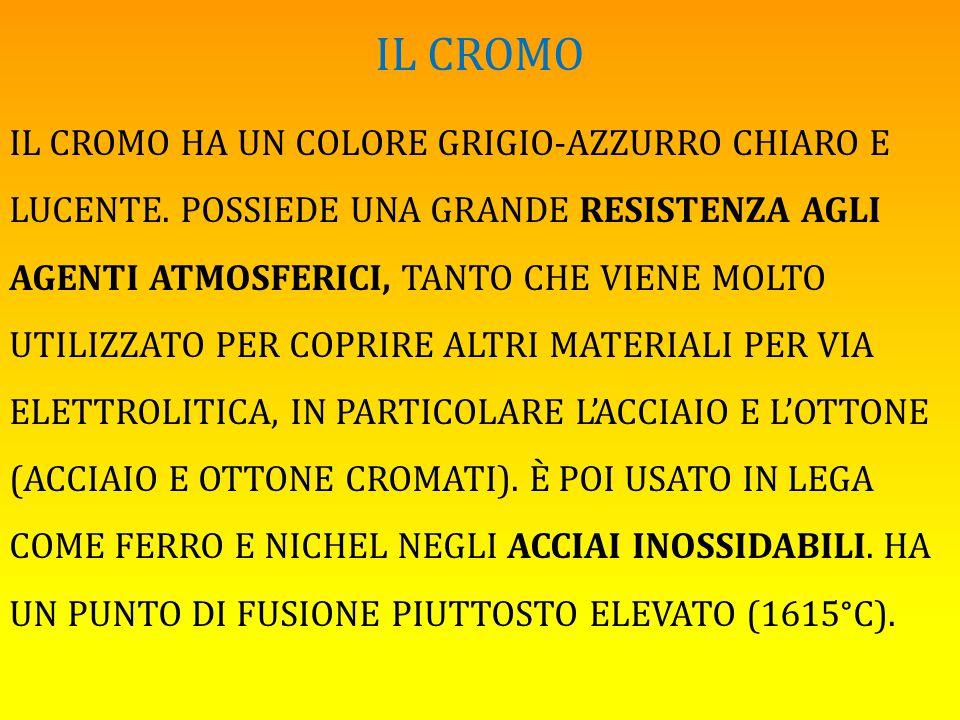 IL CROMO