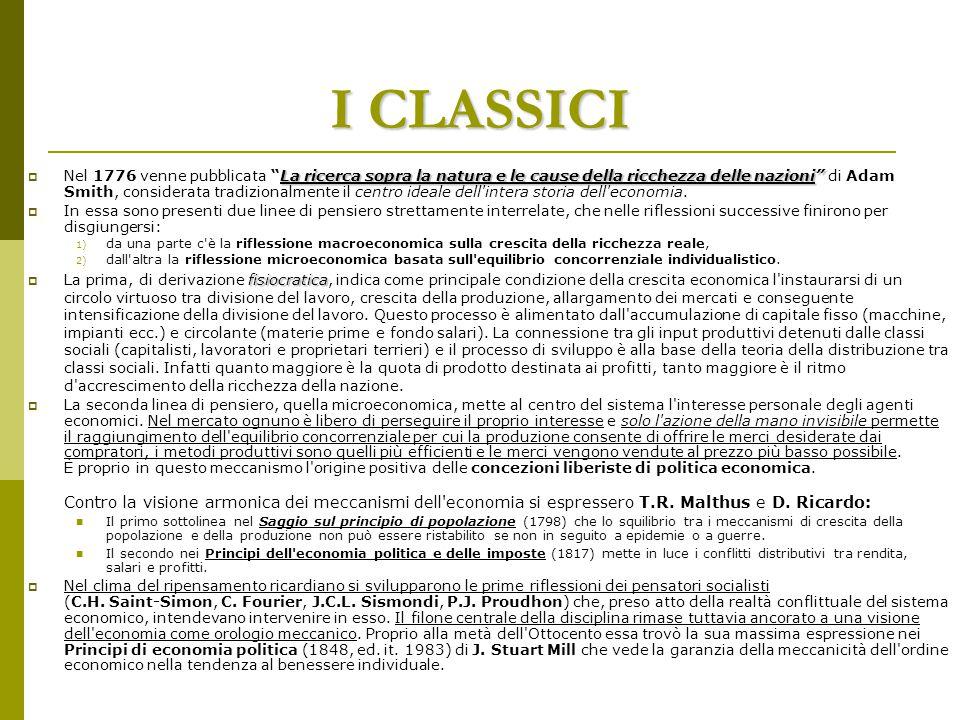 I CLASSICI
