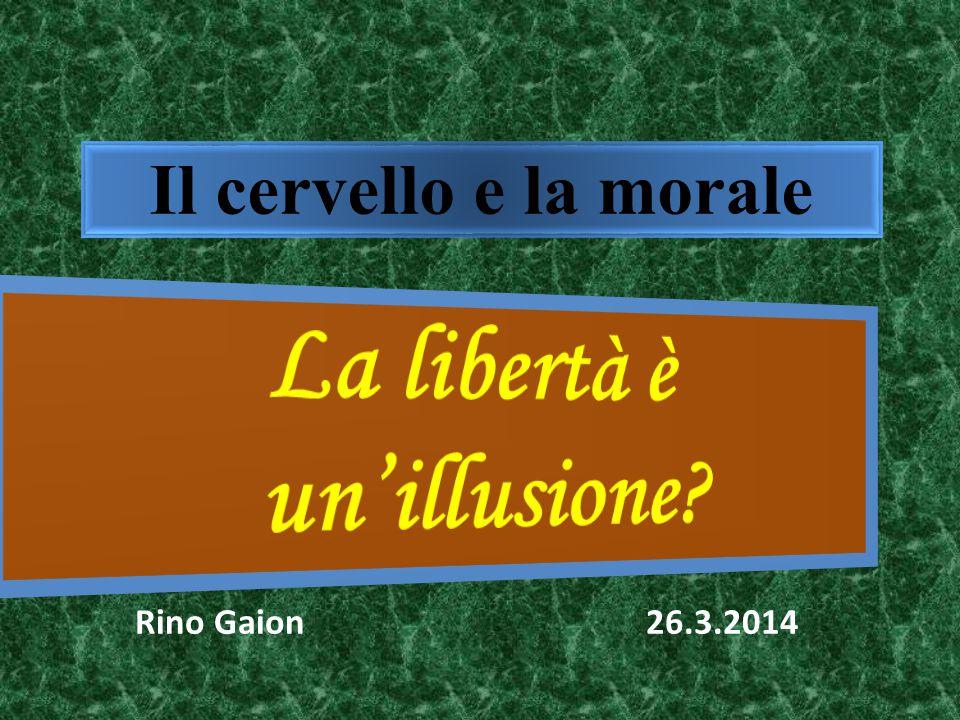 La libertà è un'illusione