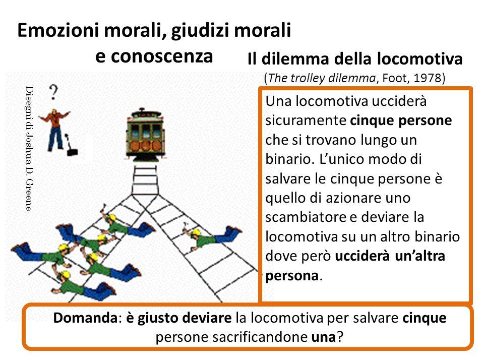 Emozioni morali, giudizi morali e conoscenza