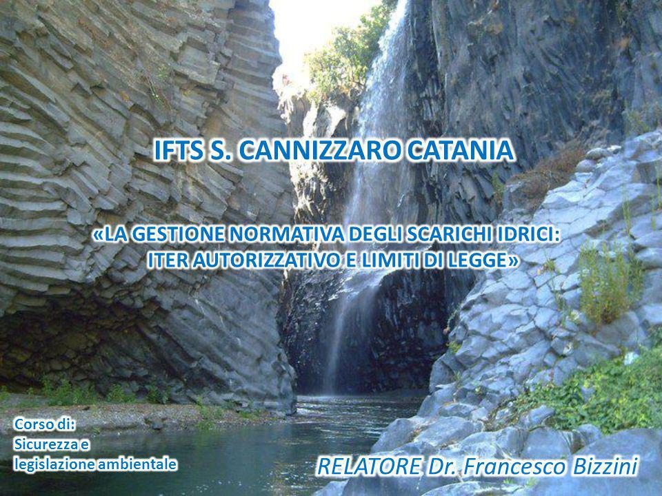 IFTS S. CANNIZZARO CATANIA