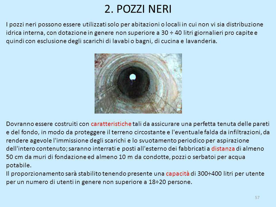 2. POZZI NERI