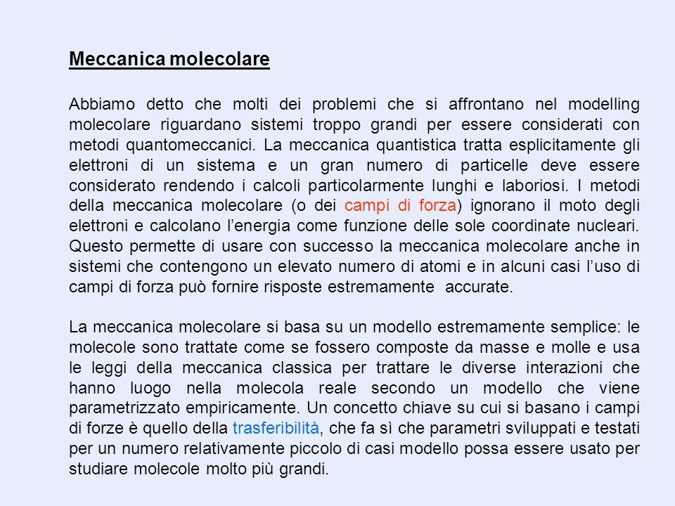 Meccanica molecolare