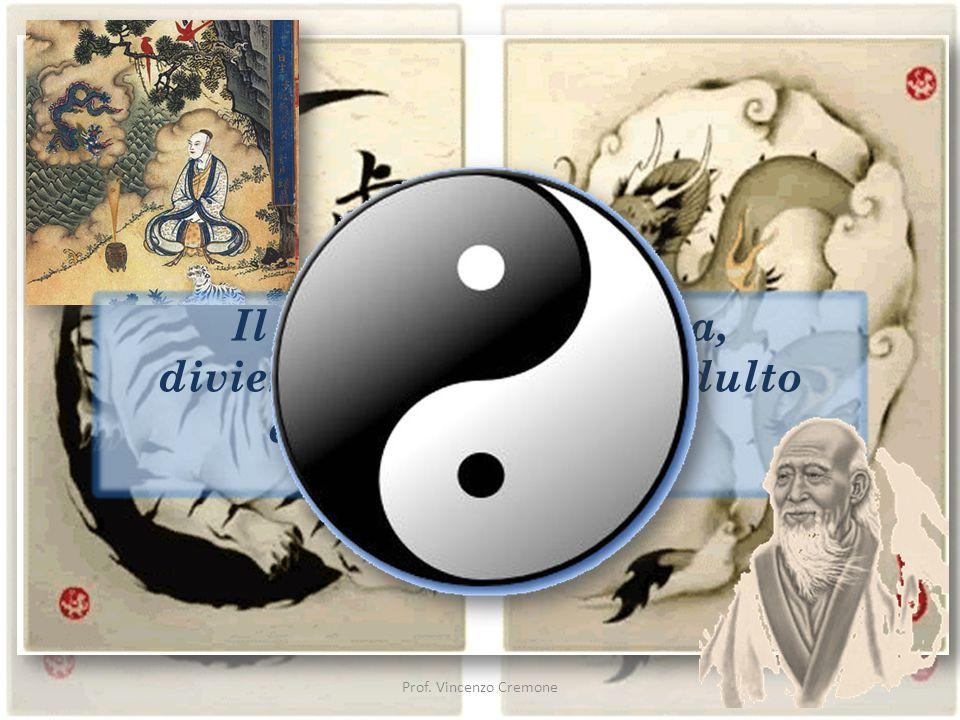 Il cinese nasce taoista, diviene confuciano da adulto
