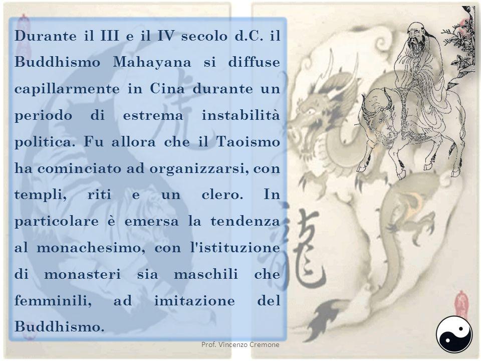 Durante il III e il IV secolo d. C