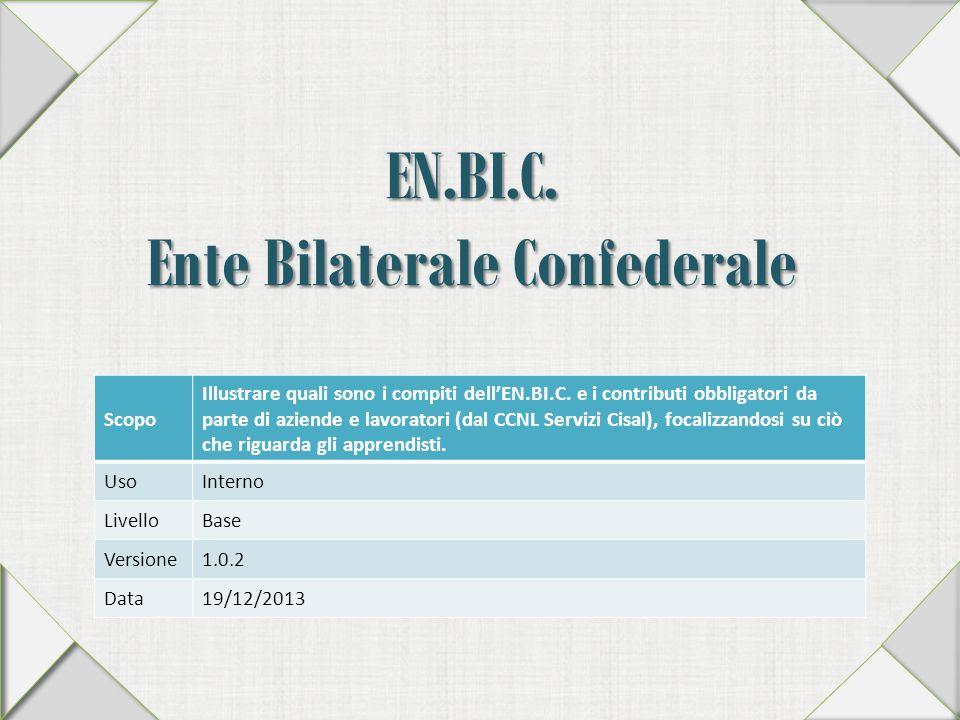 EN.BI.C. Ente Bilaterale Confederale