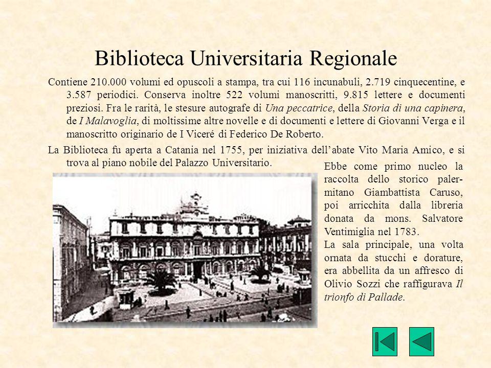 Biblioteca Universitaria Regionale