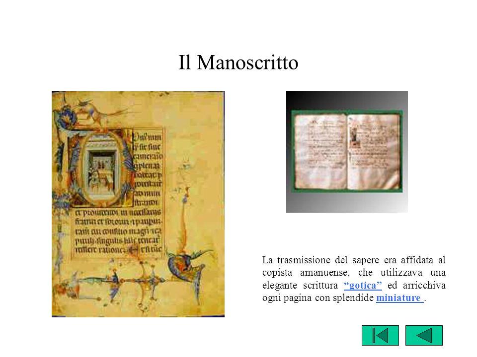 Il Manoscritto