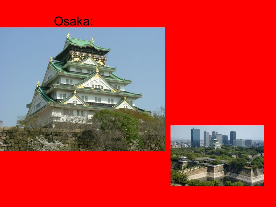 Osaka: