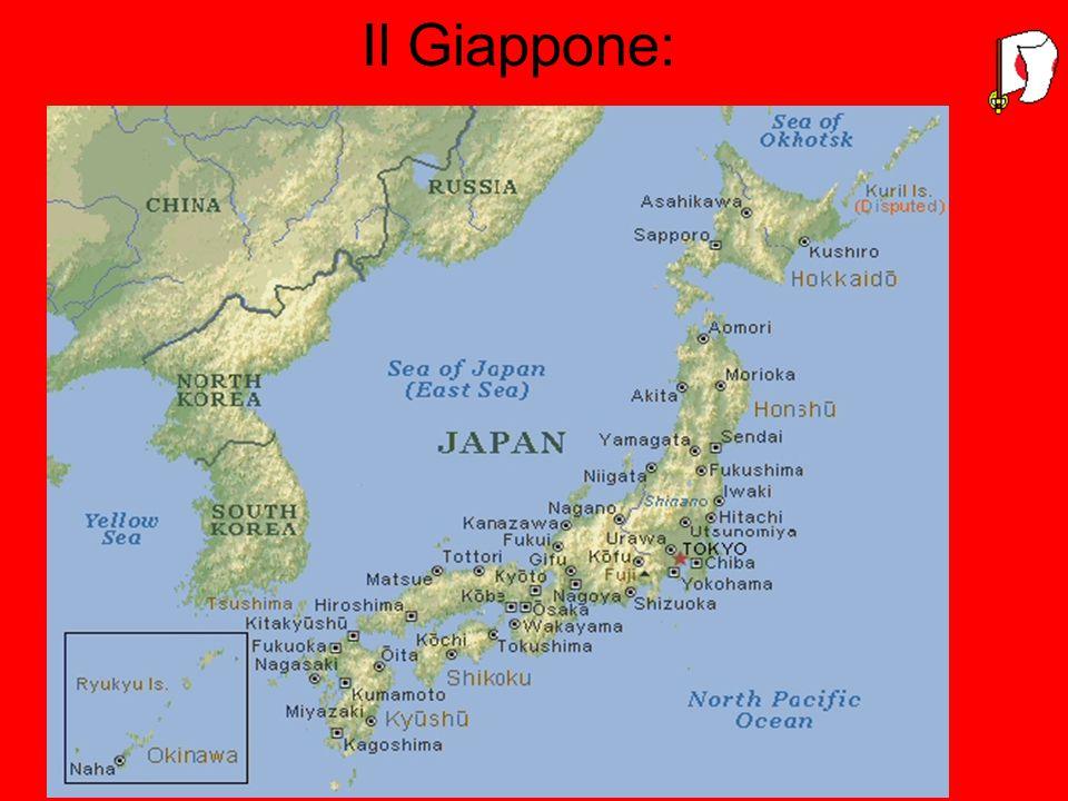 Il Giappone: