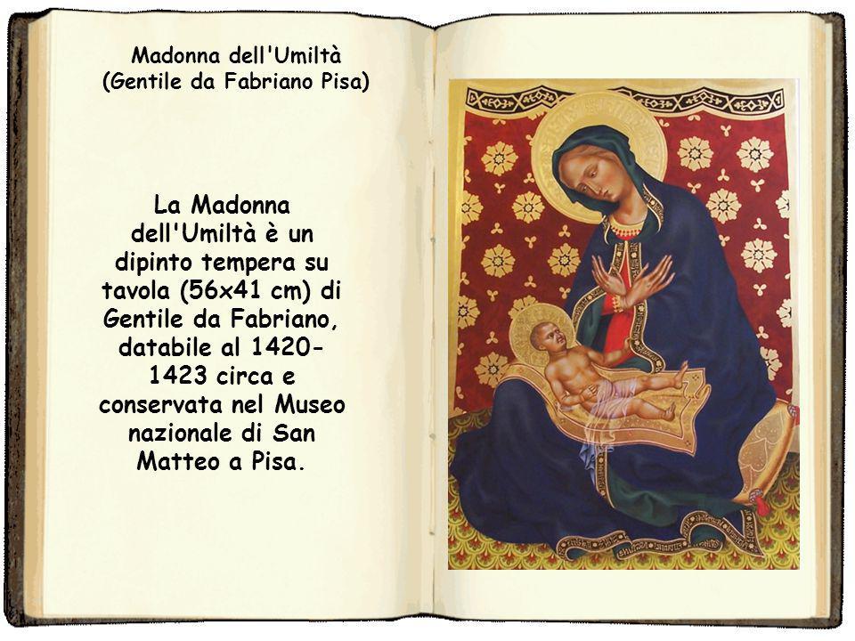 Madonna dell Umiltà (Gentile da Fabriano Pisa)