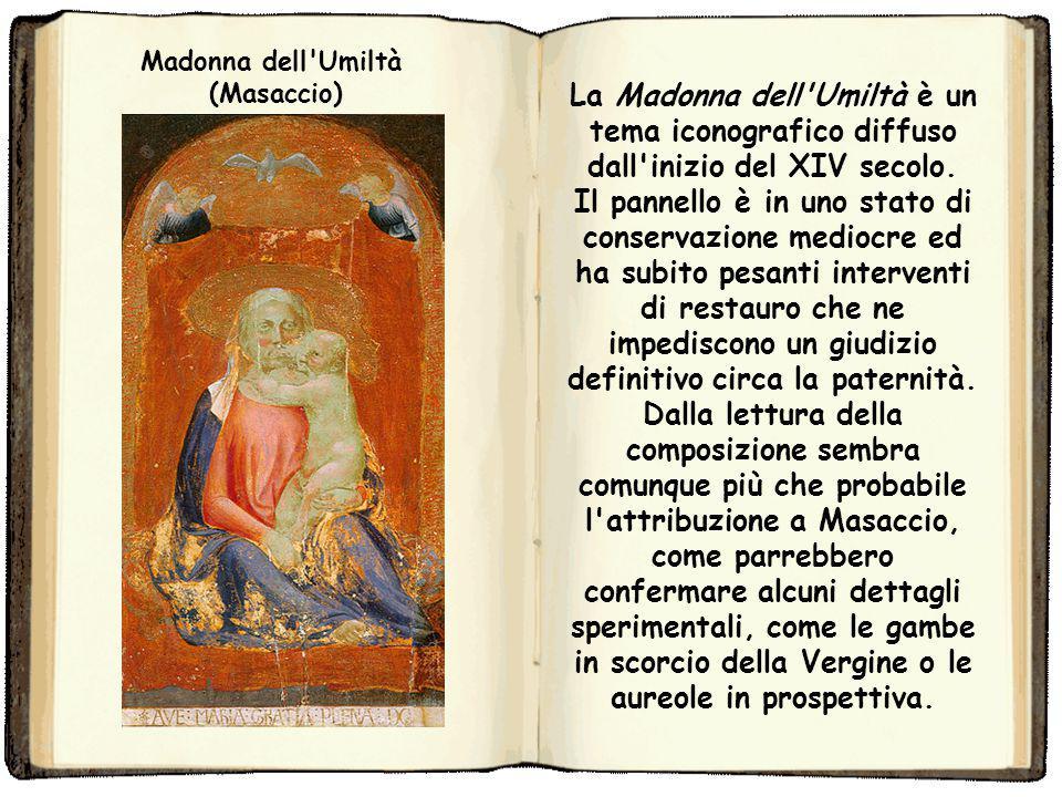 Madonna dell Umiltà (Masaccio)