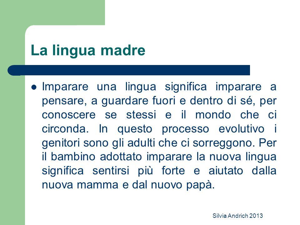 La lingua madre