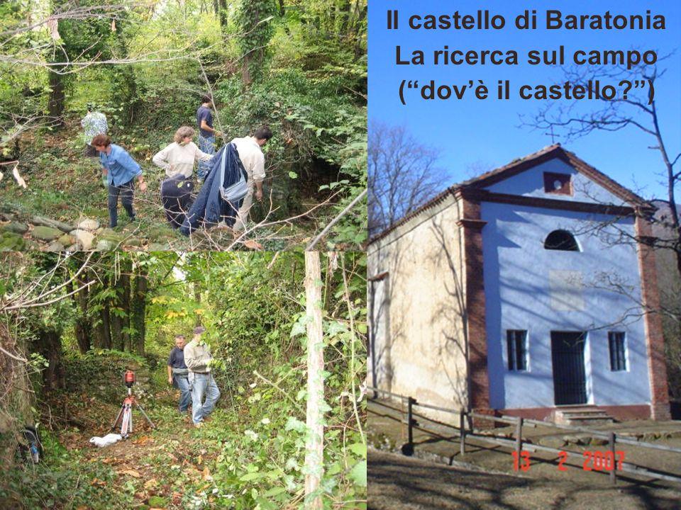 Il castello di Baratonia
