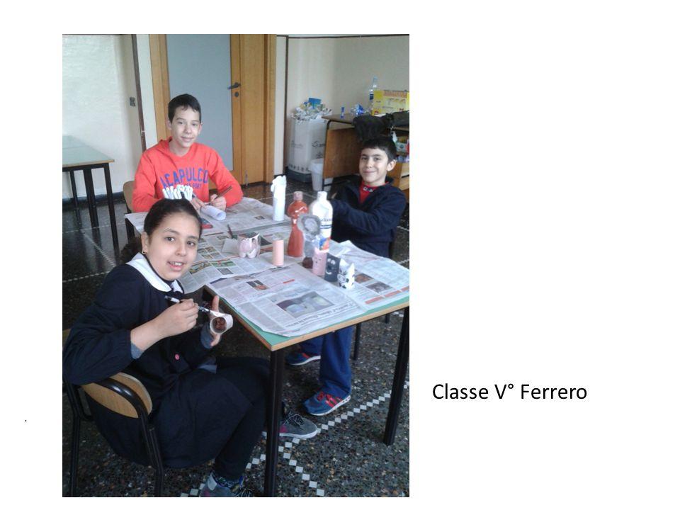 Classe V° Ferrero .
