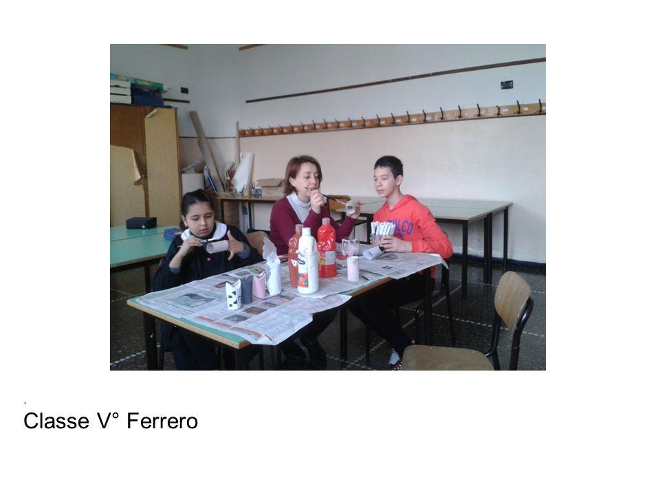 . Classe V° Ferrero