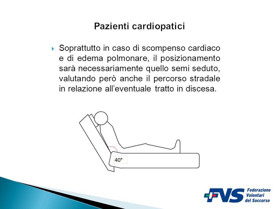 Pazienti cardiopatici