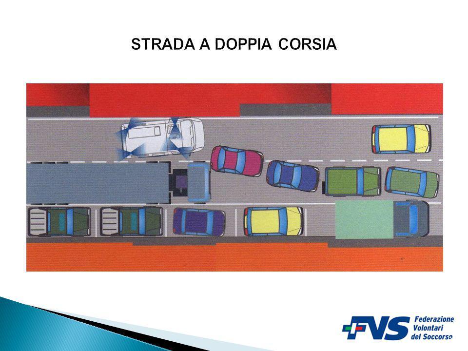 STRADA A DOPPIA CORSIA