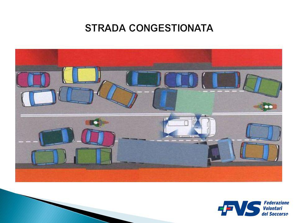 STRADA CONGESTIONATA