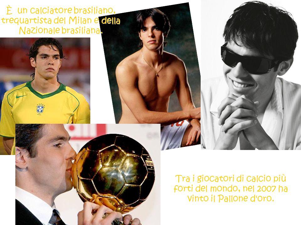 È un calciatore brasiliano, trequartista del Milan e della Nazionale brasiliana.
